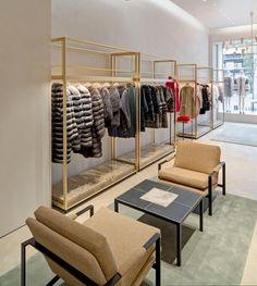 Yves Salomon store NYC - Google Search