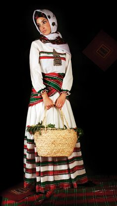 ♥ Iranian nomads clothes