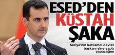 Beşşar Esed'den küstah şaka!-KONYA HABER SITESI