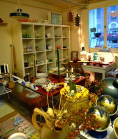 Retrograd: a vintage design store in Copenhagen