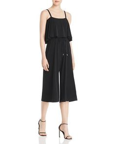 08c200a33d22 Michael Kors Black Jumpsuit - Medium  fashion  clothing  shoes  accessories   womensclothing  jumpsuitsrompers (ebay link)