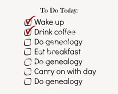 STORE by Genealogy Girl Talks