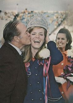 SMU Homecoming 1968 Bob Hope#vintage #mum