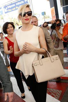 Sienna Miller arriving in Cannes for the film festival.