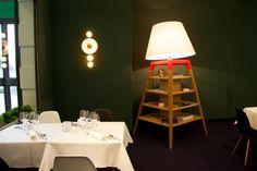 Lampe Bibliotheque Luit design Industrial Orchestra