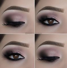 "pretty eye makeup History of eye makeup ""Eye care"", quite simply, ""eye make-up"" has always Pretty Eye Makeup, Makeup Eye Looks, Eye Makeup Steps, Pretty Eyes, Love Makeup, Makeup Inspo, Makeup Inspiration, Perfect Makeup, Makeup Trends"