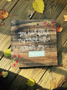 Christian wall art bible verse on wood by truelovecreates on Etsy