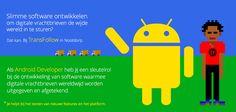 Slimme software ontwikkelen om digitale vrachtbrieven de wijde wereld in te sturen? Dat kan. Als Android Developer bij TransFollow in Nootdorp. Check: https://www.epeople.nl/web/android-developer-transfollow-nootdorp/?utm_source=pinterest&utm_medium=vacature&utm_campaign=transfollow
