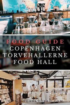 Inside Torvehallerne Food Hall you'll find everything from gourmet coffee and chocolate to the largest pastries you'll ever encounter in your life. Chinese Street Food, Korean Street Food, Copenhagen Travel, Copenhagen Denmark, Fruit And Veg Market, Fresh Juice Bar, Honey Pancakes, Best Food Photography, European City Breaks