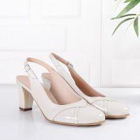top-sandale-cu-toc-din-piele-naturala-9 Pumps, Shoes, Fashion, Stylish Sandals, Sandals, Moda, Zapatos, Shoes Outlet, La Mode