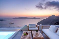 Villa Grace, Santorini, Greece Find out more: http://whitevillas.com/properties/villa-grace-2/