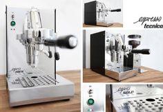 Espres SOLO espresso Siebträger Maschine