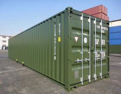 Shipping container hire for all purposes and needs. UK delivery on shipping containers for hire, contact our friendly team today. Small Shipping Containers, 40ft Shipping Container, 40ft Container, Container Cabin, Cargo Container, Container Gardening, Self Storage, Storage Spaces, Container Conversions