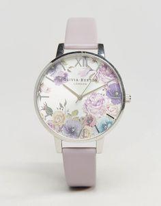 Image 1 ofOlivia Burton Lilac Parlour Watch OB15EG05