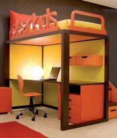 Dicas maravilhosas de móveis para quarto de criança!