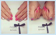 nails art, aztec nails, nails&more