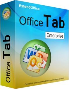 Office Tab Enterprise 11.00 Crack Serial Key is a powerful software which allows you to open, edit and manage multiple Office documents in a tabbed window.