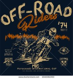 off road riders