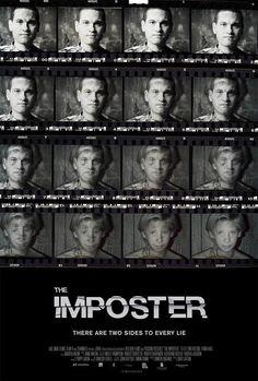 IlPost - 4. The Imposter - Le migliori locandine di film del 2012