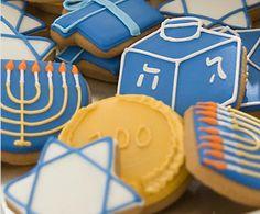 Eleni's Hannukah Cookies