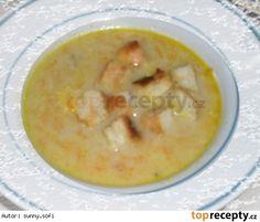 Vánoční polévka z kapříka (rybí)