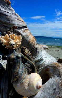 ShapingSpirit Driftwood Spirit Sculptures by Debra Bernier Stunning