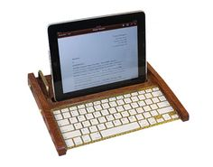 6 Gorgeous, Playful & Super Convenient iPad Keyboards - Brit & Co. - Tech