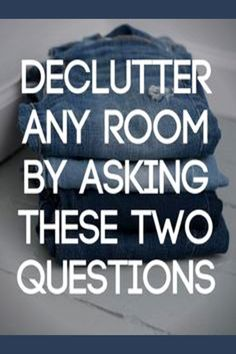 Getting Rid Of Clutter, Getting Organized, Minimalism Living, Planners, Clutter Organization, Organization Ideas, Organization Station, Storage Ideas, Bedroom Organization