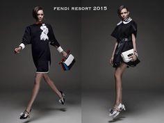 Fendi resort collection 2015