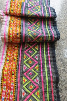 Vintage Woven Fabric