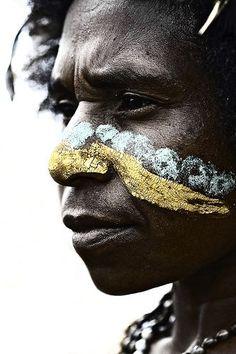 Papua New Guinea by Eric Lafforgue