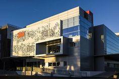 Centro de Innovación de la compañía 3M en Madrid, diseñado por Touza Arquitectos