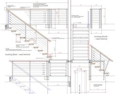 Exterior Steel Stair Details http://www.woodesigner.net provides excellent guidance as well as tips to wood working