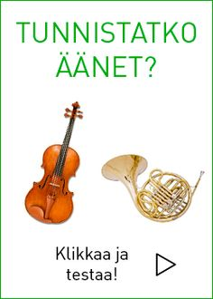 Tunnistatko soittimet? Primary English, Teaching Music, Music Education, Orchestra, School, Music Ed, Music Classroom, Band