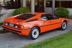 1981 BMW M1 E26