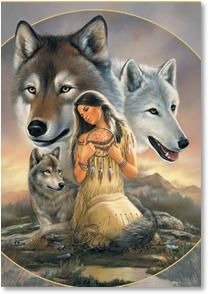 native american indians Thank You & Appreciation Card - You're a beautiful spirit Native American Wolf, Native American Pictures, Native American Artwork, Native American Wisdom, Indian Pictures, Native American Beauty, American Indian Art, Native American History, American Indians