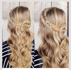 blonde,girls,sunshine,summer,hair,cute,hairstyke,beauty,look,pink,fashion,colour,flower,hairdress,cloth,childhood,moment,outfit,art,photography,style...Hair We LOVE at www.itsallaboutthehair.co.uk