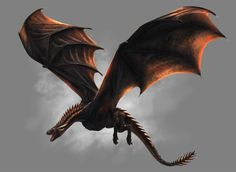 How to Paint Drogon in SketchBook Pro by MonikaZagrobelna.deviantart.com on @DeviantArt