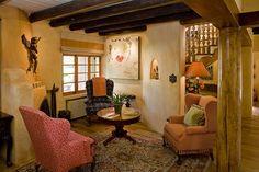 Cozy corners. #interiordesign #sitting #relaxing