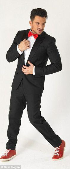 black suit red shirt black bow tie! | Costume Rémi | Pinterest ...