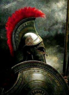 Αρχαίος Ελληνας οπλίτης Σπάρτη Ελληνικός Στρατός