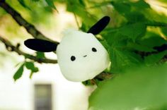Photograph: 'Pochacco in Tree' by 'Tom Murphy Tom Murphy, Pochacco, Sanrio, Hello Kitty, Photo Galleries, Trees, Friends, Disney Characters, Happy