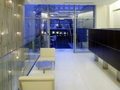 Avalon Bowery Place lobby in #NYC #apartments #newyorkliving