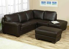 Tufted Sofa Colorado Leather Corner Sofa Collection from George Tannahill u Sons