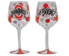 Ohio State Wine Glass *** See this great product.