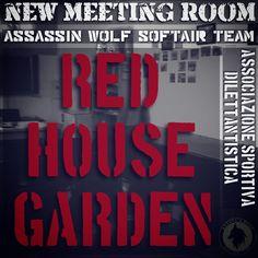 Red House Garden  Assassin Wolf Meeting Room