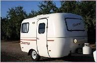 Vintage Campers Trailers, Cargo Trailers, Trailers For Sale, Camper Trailers, Scamp Camper, Scamp Trailer, Small Campers For Sale, Trailer Storage, Window Air Conditioner