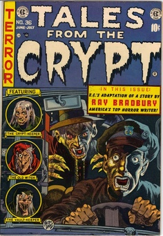 Tales from the Crypt #36
