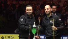 Snooker, my love: Stephen Maguire wins 2014 Lisbon Open