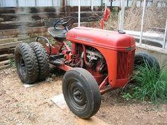 Worthington Tractors